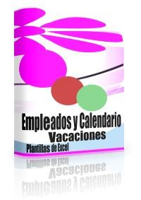 Empleados y Calendarios Vacaciones