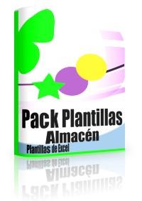 Pack Plantillas de Almacén